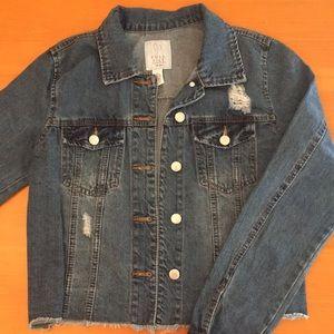 Full Tilt Jean jacket